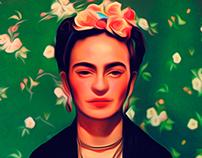 Frida por Tienda Monstro