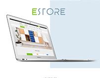 eStore Online store Design