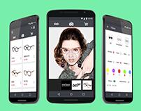 Infinit Photo - Material Design App