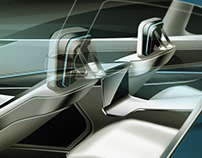 Tesla GT-E Concept