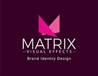 Matrix VFX - Brand Identity Design