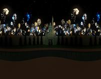 360° Fireworks