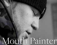 The Mouth Painter V.1