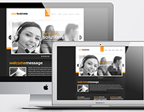 Website Template - Business