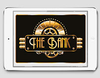 The Bank - Steampunk Rebrand