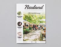 """Magazin """"Neuland"""" - Wertschätzung"""