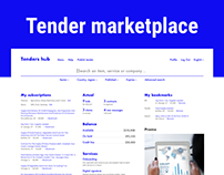 Tender marketplace