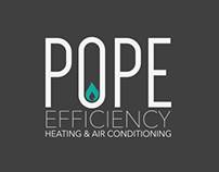 Pope Efficiency Branding & Web Design