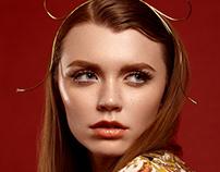 Annika - Makeup