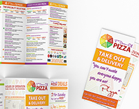 I Dream Of Pizza Take Out Menu