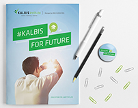 Kalbis University | 2016 Promotional Items