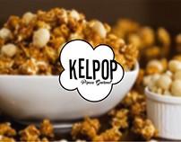 Kelpop - pipoca gourmet