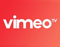Vimeo tv - Ident