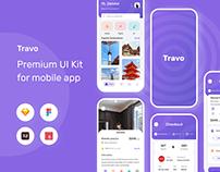 Travo Apps UI Kit