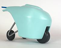 Wind&Cream - Chariot de plage