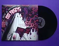 Noche de fantasmas con Los Nastys album cover