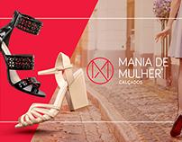 Mania de Mulher - Flyer