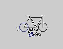 Bike or Bicycle Minimal Line Art Logo Design