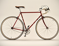 Vintage Racing Bicycle