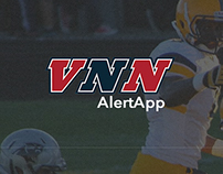 2013 - Varsity News Network - Mobile App Design Pitch