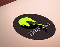 Logo creation Hippo Mano