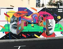 US - Universal Sapiens Mural