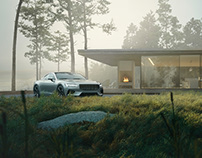 POLESTAR //CGI Project Anton Watts x Curve Digital