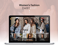 Womans fashion online store