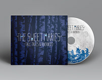 Tall Trees & Riverbeds - Album Design