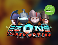 eZone Transporters - Mobile Game (2014)