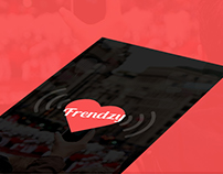 Frendzy app