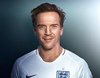 UNICEF | Soccer Aid 2018 - Damian Lewis