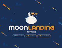 Moonlanding Network (Website)