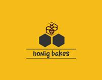 Honig Bakes :: Branding