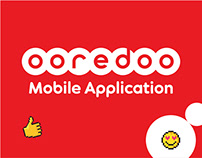 Ooredoo Palestine - Mobile Application