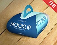 Food Packaging – 2 Free PSD Mockups