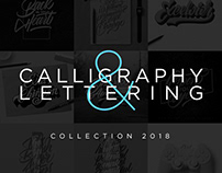 Calligraphy&Lettering 2018
