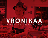 "Branding Fashion Label ""Vronikaa"""