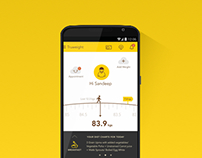TruWeight - Mobile App Design