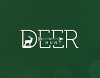 Deer Hunt Logo Design