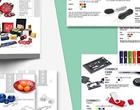 Qua: Home Decor & Gifts — Marketing Collateral
