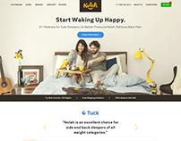 Nolah Mattress- Shopify