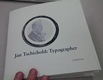 Jan Tschichold Book Design