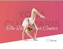 Le Lotus - Yoga Center PSD Template