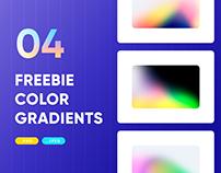 Freebie - 04 Dark \ Light Color Gradient - PNG