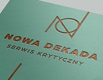 Nowa Dekada - logo concept