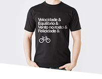 Estampa / Helvetica for Cyclists