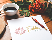 The Goddess Academy Logo