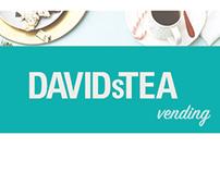DESIGN FOR DAVIDsTEA