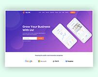 Freebie App Landing Page